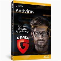 G Data Antivírus HUN  1 Felhasználó 1 év dobozos vírusirtó szoftver