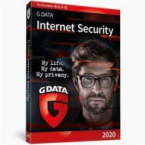 G Data Internet Security HUN  1 Felhasználó 1 év dobozos vírusirtó szoftver