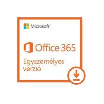 Microsoft Office 365 Personal (Egyszemélyes) Elektronikus licenc szoftver