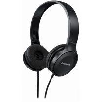 Panasonic RP-HF100ME-K fekete mikrofonos fejhallgató