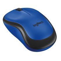 Logitech M220 Silent wless kék egér