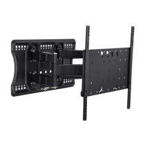"""Multibrackets fali rögzítő Super Slim Tilt & Turn Plus, dönthető, forgatható 32-65"""", fekete"""