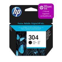 HP N9K06AE (304) fekete tintapatron