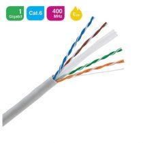 KE-Line Cat6 (U/UTP) PVC árnyékolatlan fali kábel
