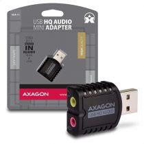 Axagon ADA-17 USB stereo HQ audio adapter