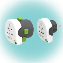 Q2 Power Qdapter 360 utazó adapter