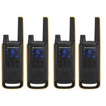 Motorola Talkabout T82 Extreme Quad walkie talkie (4db)