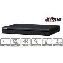 Dahua NVR5232-4KS2 32 csatorna/H265/320Mbps rögzítés/2x Sata hálózati rögzítő(NVR)
