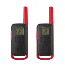 Motorola Talkabout T62 piros walkie talkie (2db)
