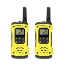 Motorola Talkabout T92 sárga walkie talkie (2db)
