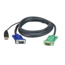 ATEN 2L-5202U KVM Kábel USB VGA 1,8m