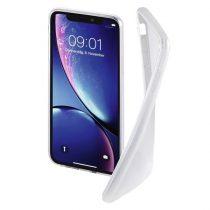 Hama CRYSTAL CLEAR iPhone XS átlátszó műanyag hátlap
