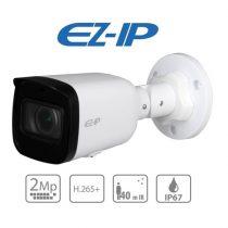 EZ-IP IPC-B2B20-ZS kültéri, 2MP, 2,8-12mm(motor), H265+, IR40m, IP csőkamera