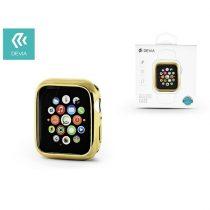 Devia ST323966 Apple Watch 4 40mm arany védőtok