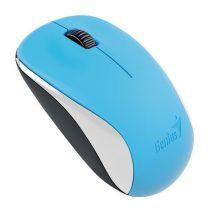 GENIUS Vezeték nélküli egér NX-7000, USB, 1200dpi, BlueEye, Kék