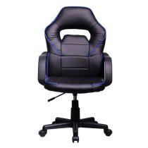 Iris GCH101BK fekete / kék gamer szék