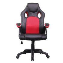 Iris GCH102BR fekete / piros gamer szék