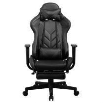 Iris GCH200BB fekete / fekete gamer szék
