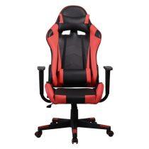 Iris GCH201BR fekete / piros gamer szék