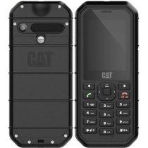 """CAT B26 2,8"""" Dual SIM fekete/szürke por- és vízálló mobiltelefon"""