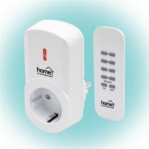 Home TH 1011 távirányítható hálózati aljzat távirányítóval