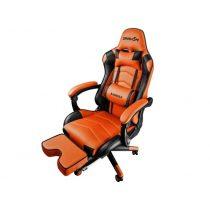 RAIDMAX Drakon DK709 narancssárga / fekete gamer szék