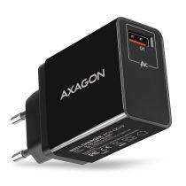 Axagon ACU-QC19 QC3.0 fekete fali töltő