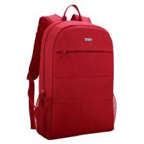 """TOO 15,6"""" piros női hátizsák"""