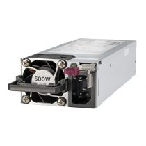 HPE Tápegység 500W FS Platinum Hot-Plug Low Halogen Power Supply Kit