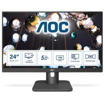 "AOC IPS monitor 23,8"" 24E1Q, 1920x1080, 16:9, 250cd/m2, 5ms, 60Hz, HDMI/DP/VGA/Audio"