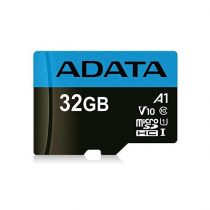 ADATA Memóriakártya MicroSDHC 32GB + Adapter UHS-I CL10 (100/20)