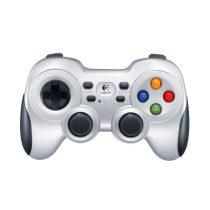LOGITECH Játékvezérlő - F710 Vezeték Nélküli Gamepad PC-re FEHÉR