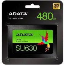 """ADATA SSD 2.5"""" SATA3 480GB SU630"""