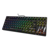 "Hama 186029 ""uRage M3chanical RDX Exodus 850TKL"" RGB LED gamer billentyűzet"