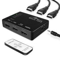 MEDIA-TECH Switch 5x HDMI 4K
