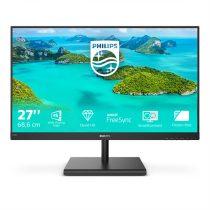 "PHILIPS IPS monitor 27"" 275E1S, 2560x1440, 16:9, 250cd/m2, 4ms, 75Hz, VGA/HDMI/DP, AMD FreeSync™"