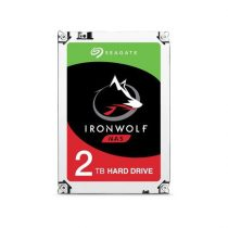 "SEAGATE 3.5"" HDD SATA-III 2TB 5400rpm 256MB Cache IronWolf"