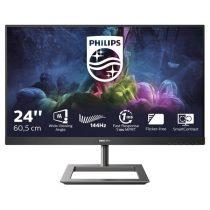 "Philips Gaming monitor 242E1GAJ - 23,8"", 1920x1080, 16:9, 350 cd/m2, 1ms, 144Hz, HDMI, DisplayPort, hangszóró, FreeSync"