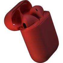 BLACKBIRD Fülhallgató Bluetooth InPODS 12 TWS, Piros