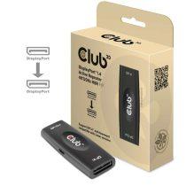 CLUB3D Displayport 1.4 4K120Hz HBR3 Active Repeater