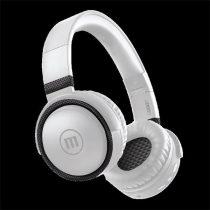 MAXELL Fejhallgató, BT-B52, headset, integrált mikrofon, Bluetooth & 3.5mm Jack, Fekete-fehér
