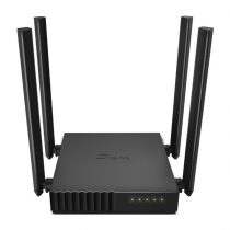 TP-LINK Wireless Router Dual Band AC1200 1xWAN(100Mbps) + 4xLAN(100Mbps), Archer C54