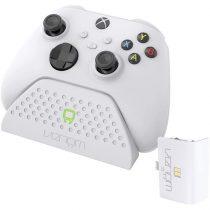 Venom VS2870 Xbox Series X & S fehér töltőállomás + 1 db akkumulátor