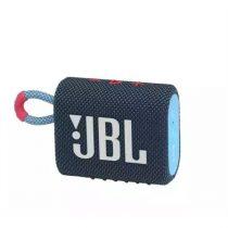 JBL GO 3 JBLGO3BLUP, Portable Waterproof Speaker - bluetooth hangszóró, vízhatlan, kék/pink