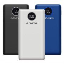 ADATA Power Bank 20000mAh AP20000QCD Fehér