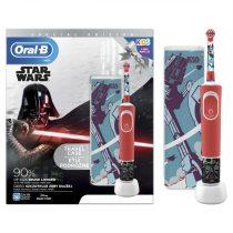 ORAL-B Kids Star Wars Special Edition Elektromos Fogkefe (+utazótok)
