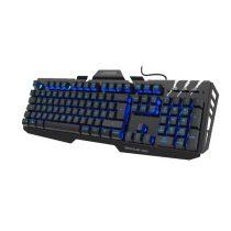 "Hama ""uRage Exodus 420 Metal"" (Cyberboard Premium) gamer billentyűzet"