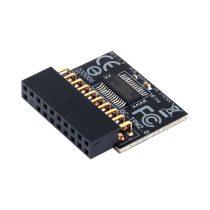 GIGABYTE Alaplap TPM modul, GC-TPM2.0