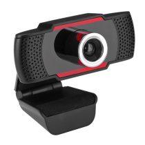 OMEGA webkamera, PCWC480, 480p, beépített mikrofon zajszűrővel
