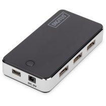 DIGITUS 7 portos USB hub